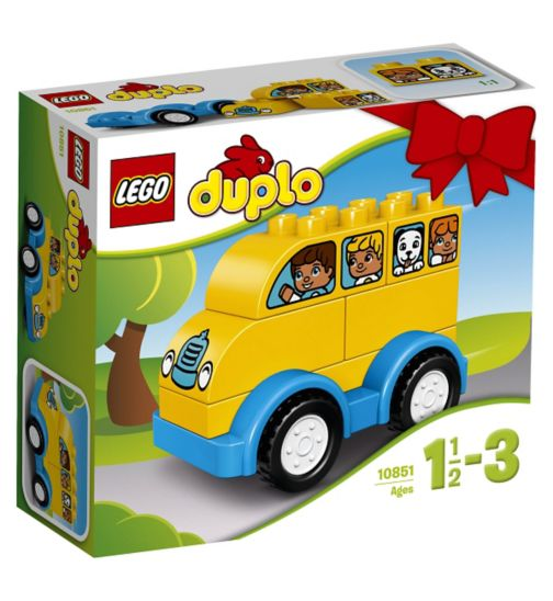 LEGO Duplo - MY FIRST BUS 10851