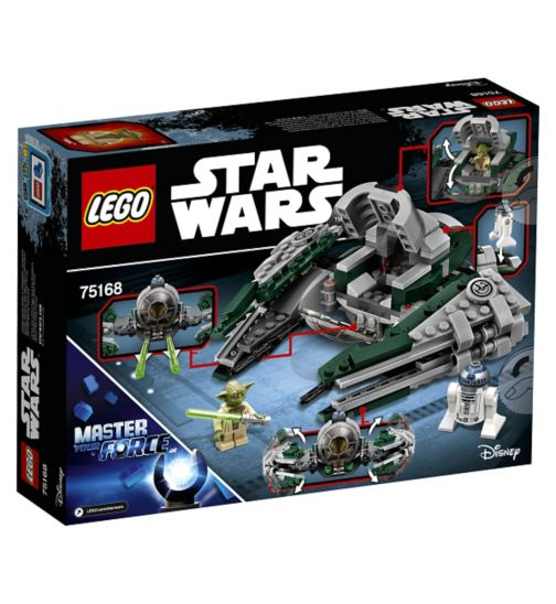 LEGO® Star Wars -  YODA STARFIGHTER 75168