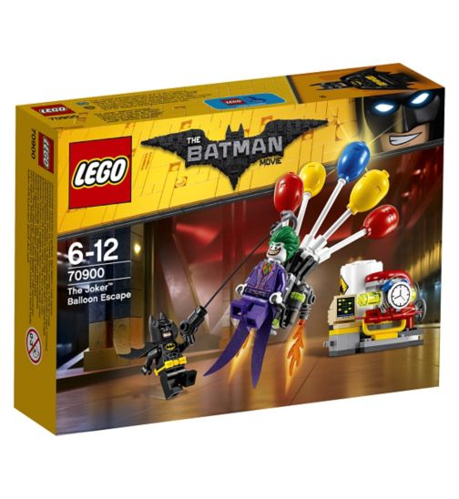 LEGO® Superheroes -  BATMAN THE MOVIE 70900