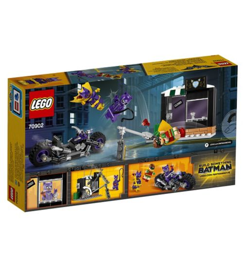 LEGO Superheroes -  BATMAN THE MOVIE 70902