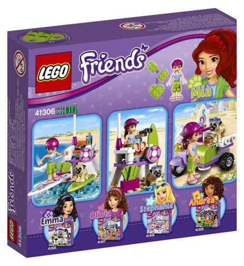 LEGO® Friends Mia's Beach Scooter
