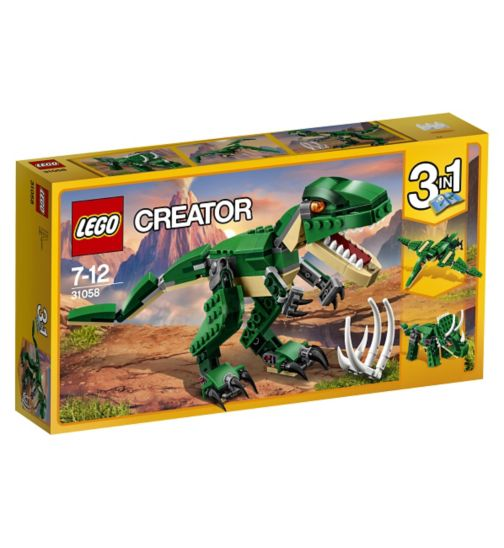 LEGO® Mighty Dinosaurs-31058