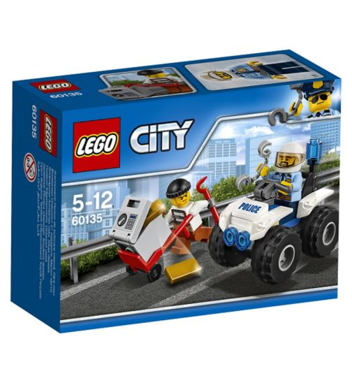 LEGO® City - ATV ARREST 60135