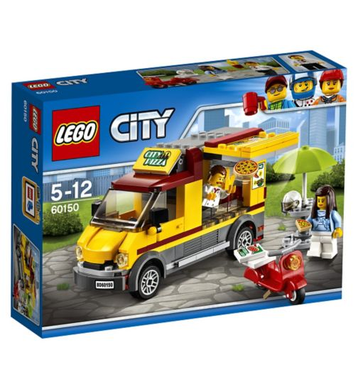 LEGO® City - PIZZA VAN 60150