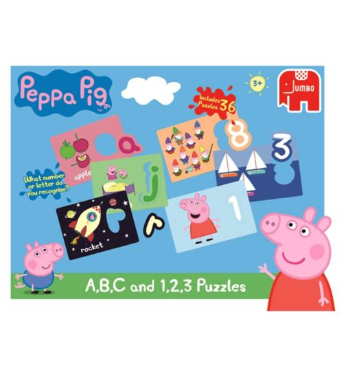Peppa Pig ABC/123 Game