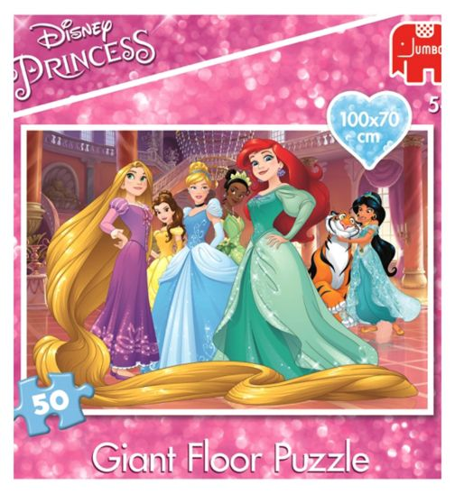 Disney Princess Giant Floor Puzzle