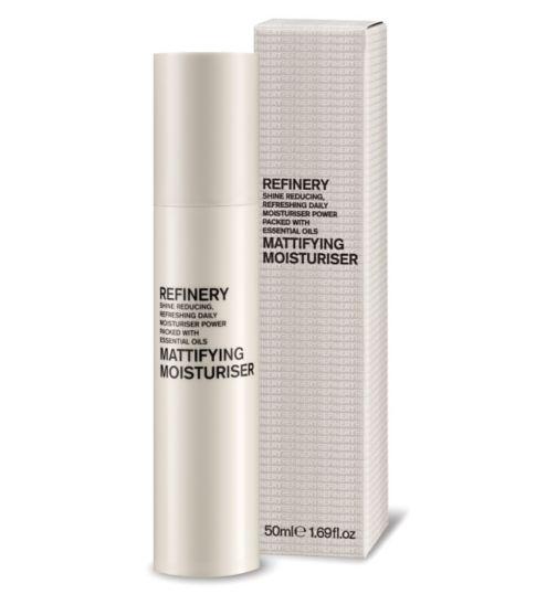 Refinery mattifying moisturiser 50ml