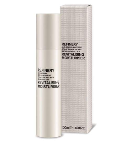Refinery revitalising moisturiser 50ml