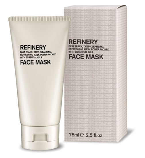 Refinery face mask 75ml