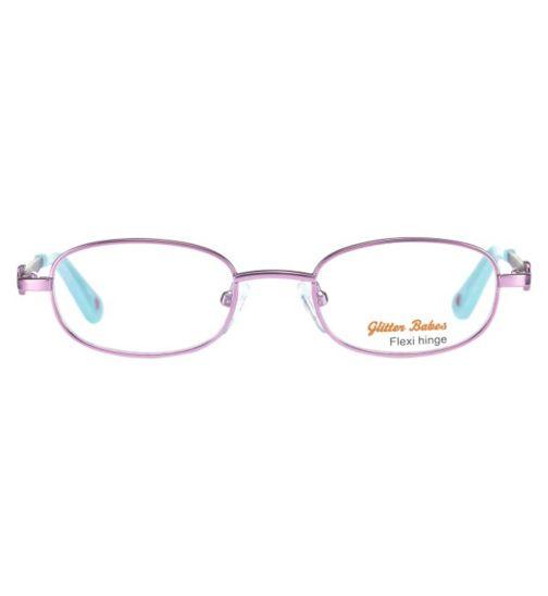 05b3787e3a Glitter Babes Glitter 10 Kids  Pink Glasses - £10 with NHS voucher