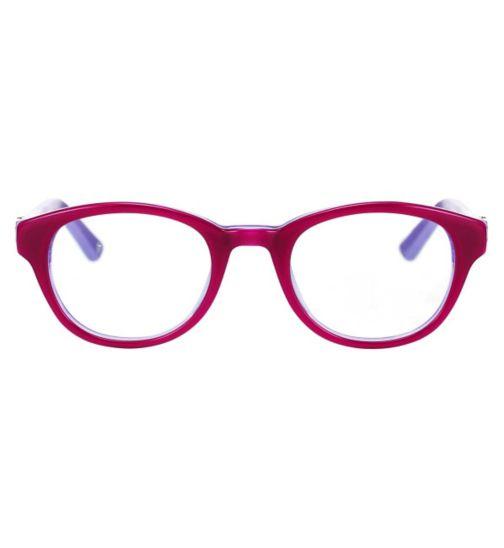 081f760c46 Glitter Babes Glitter 11 Kids  Pink Glasses - £10 with NHS voucher