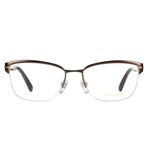 Escada VES904 Women's Glasses - Brown