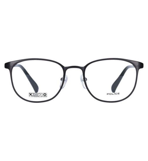 Police VPL249 Men s Glasses - Grey 08414220176f9