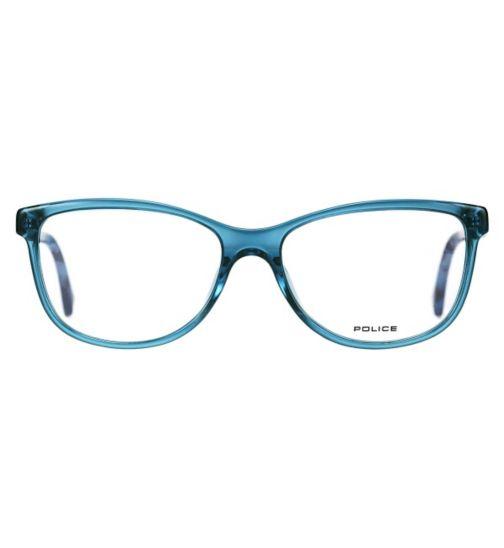 443e4ca9e1c9 Police VPL285 Women s Glasses - Blue