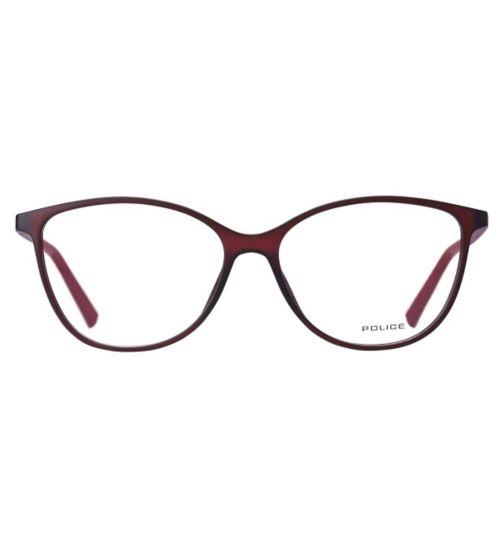 d9859c03615d Police V1972 Women s Glasses - Bordeaux