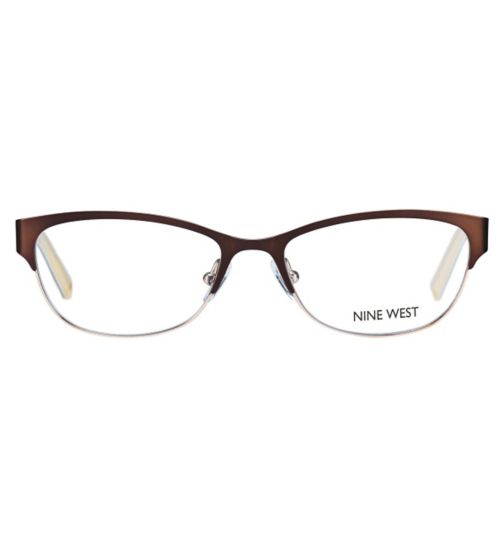 307d1403f2e Nine West NW1055 Women s glasses - Brown