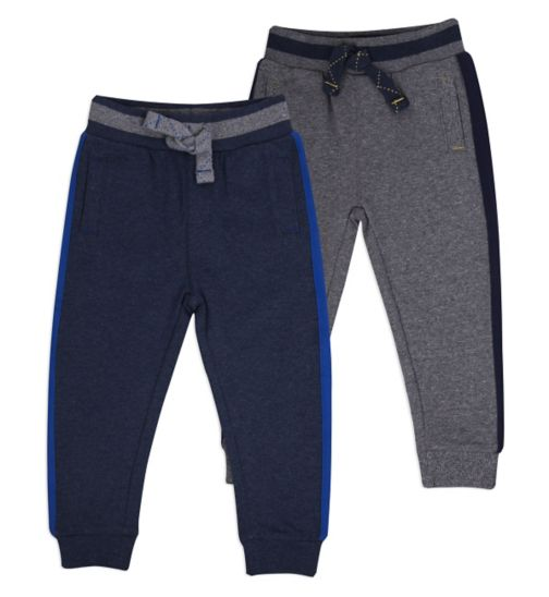 Mini Club Boys 2 Pack Joggers