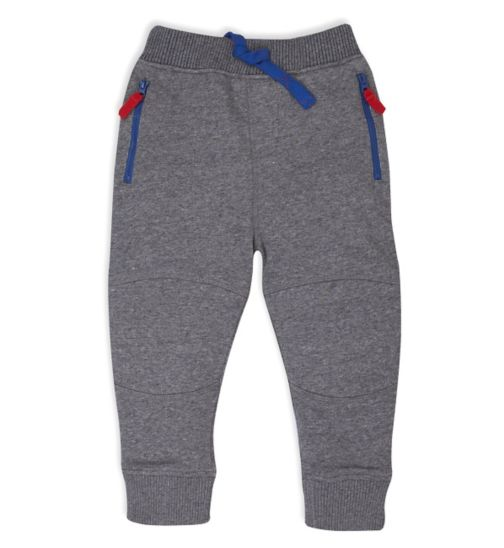 Mini Club Boys Jogger Grey Marl