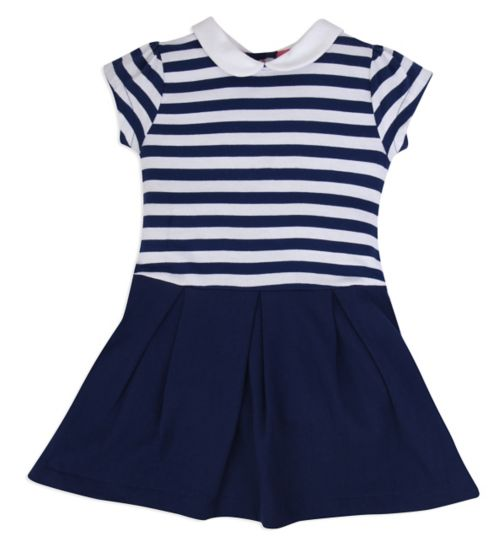 Mini Club Girls Dress Stripe