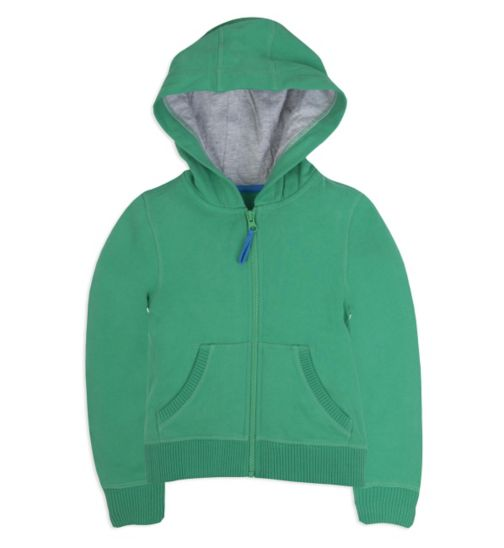 Mini Club Boys Hoodie Green