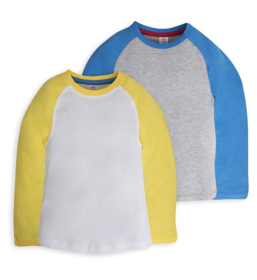 Mini Club Boys 2 Pack Long Sleeve Tops
