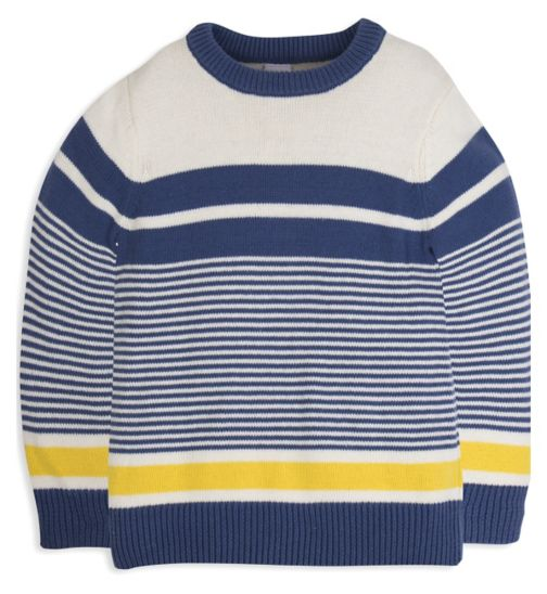 Mini Club Boys Jumper Stripe