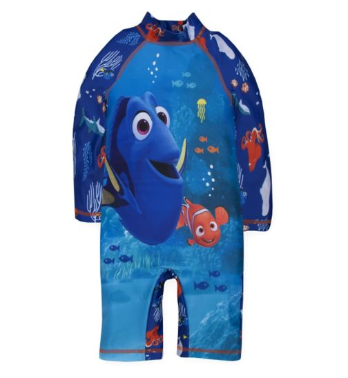 Mini Club Sunsafe Swimsuit Nemo