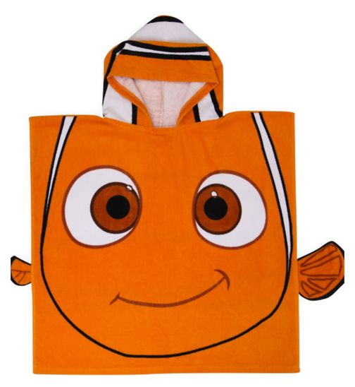 Mini Club Boys Nemo Poncho