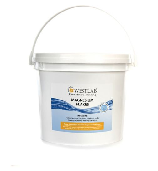Westlab Pure Mineral Bathing Magnesium Choride 5KG