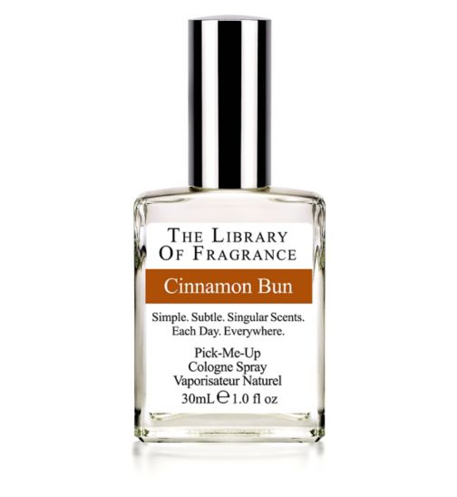 Library of Fragrance Cinnamon Bun Eau de Toilette 30ml
