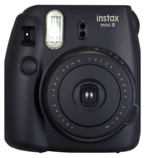 Fujifilm Instax Mini 8 Black Plus10 Shots