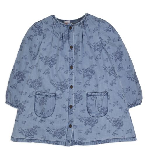 Mini Club Girls Denim Dress