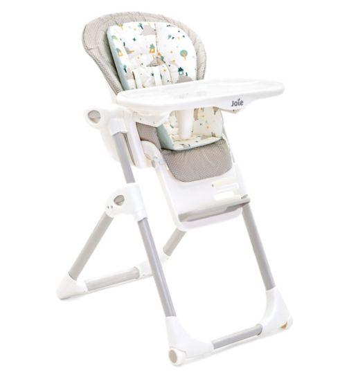 Joie Mimzy LX Highchair Little World