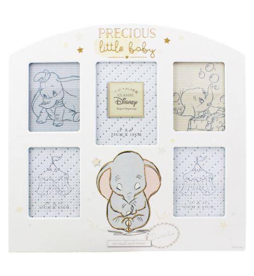 Disney Magical Beginnings Collage Photo Frame