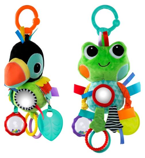 Bright Starts Playful Pal On the Go Toy