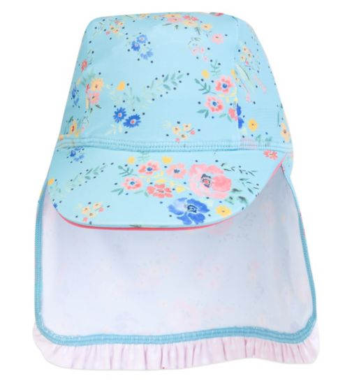 Mini Club Girls Keppi Turquoise Floral