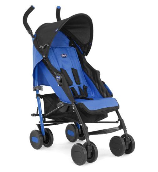 Chicco Echo Stroller - Blue