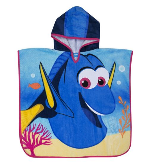 Mini Club Girls Dory Poncho