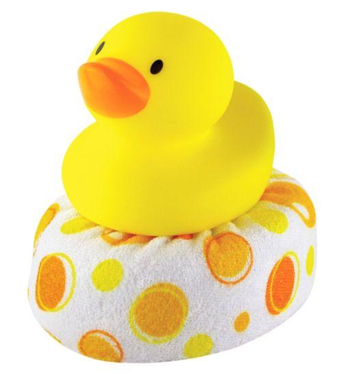 Munchkin Duck Duck Clean bath toy