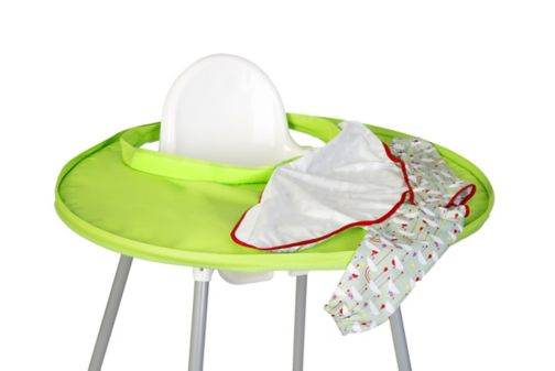 Tidy Tot - Bib And Tray