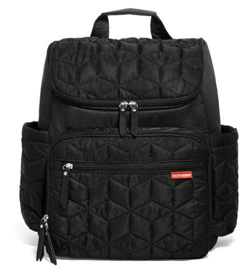 Skip Hop Forma Changing Backpack - Black