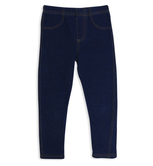 Mini Club Girls Jegging Navy