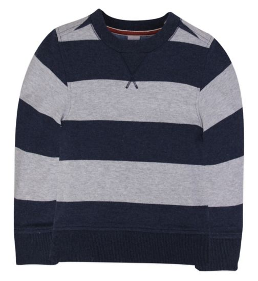 Mini Club Boys Sweatshirt Stripe