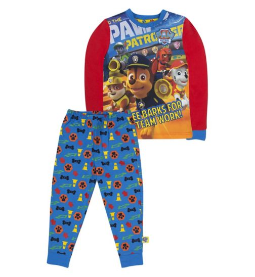 Mini Club Boys Pyjamas Paw Patrol