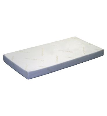 Mattress 70 X 140 Clevamama Clevafoam Support Cm Cot Bed Size