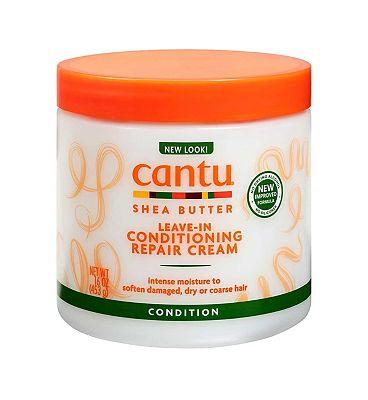 Cantu Leave in Conditioning Repair Cream