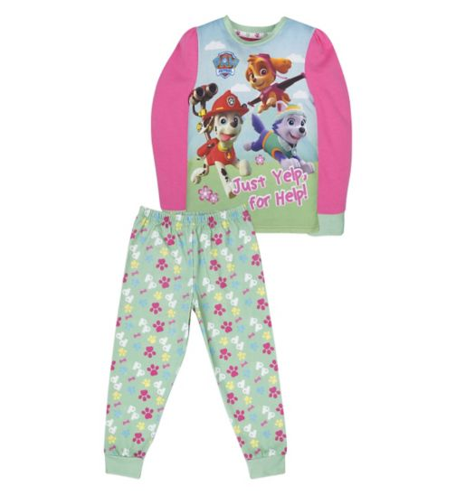 Mini Club Girls Pyjamas Paw Patrol