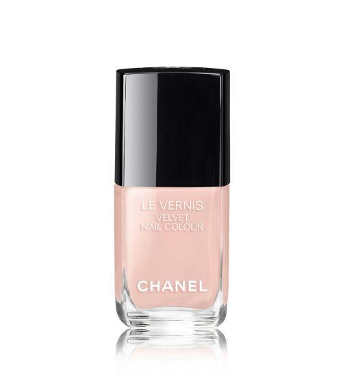 CHANEL LE VERNIS  Velvet Nail Colour N° 542 Pink Rubber 13ML