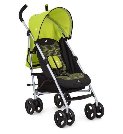 Nitro Stroller - Green Lines