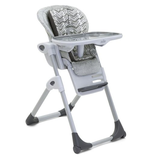 Mimzy LX Highchair - Abstract arrows